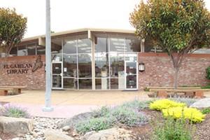 El Gabilan Library exterior