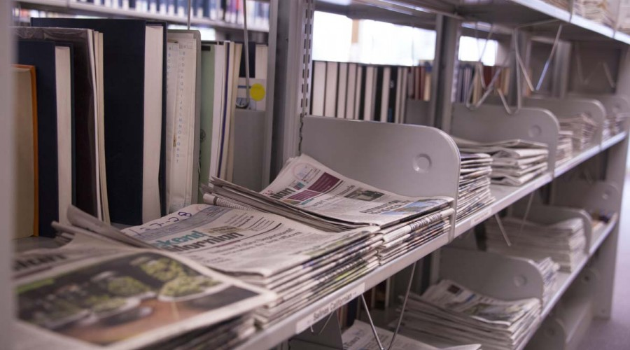 Salinas Public Library: Newspapers
