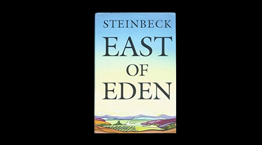 SPL-East of Eden Bookcover