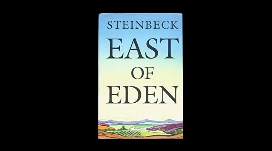SPL-East of Eden Bookcover