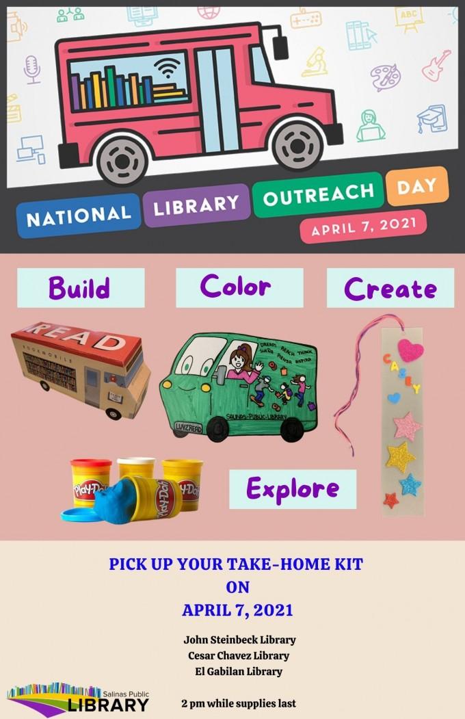 Take-Home Kits