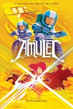 Amulet , Book eight, Supernova cover image