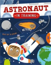 Astronaut in training /  cover image