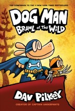 Brawl of the wild   cover image