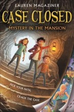 Case Closed: Mystery in the Mansion  cover image