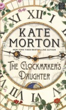 The clockmaker's daughter , a novel / cover image
