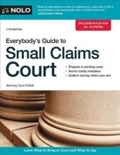 Everybody's guide to small claims court /  cover image