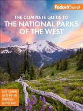 Fodor's the complete guide to the national parks of the West /  cover image