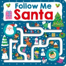 Follow me Santa   cover image