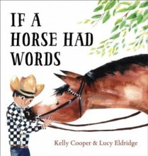 If a horse had words /  cover image