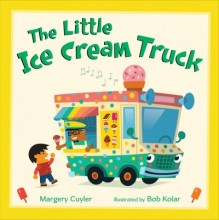 The little ice cream truck /  cover image
