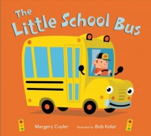 The little school bus /  cover image