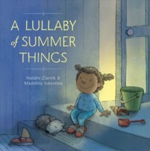 A lullaby of summer things /  cover image