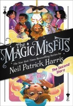 The Magic Misfits : , the second story / cover image