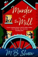 Murder at the mill /  cover image