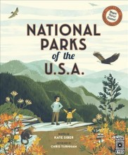 National parks of the U.S.A. /  cover image