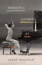 Nobody's looking at you : , essays / cover image