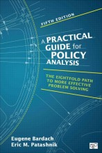 A practical guide for policy analysis :  cover image