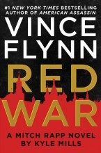 Red war /  cover image