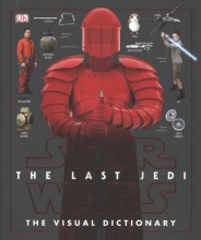 Star Wars the Last Jedi the Visual Dictionary  cover image