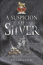 A suspicion of silver /  cover image