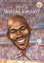 Who is Michael Jordan? /  cover image