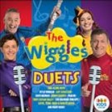 Wiggles, The: Duets (CD)  cover image