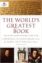 The World's Greatest Book: The Story of How the Bible Came to Be  cover image