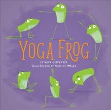 Yoga Frog  cover image