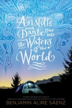 Aristotle and Dante dive into the waters of the world /        cover image