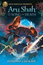 Aru Shah and the song of death /  cover image