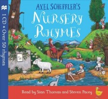 Axel Scheffler's Nursery Rhymes  cover image