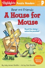 Bear and Friends: A House for Mouse        cover image
