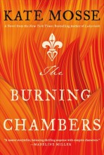 The burning chambers /  cover image