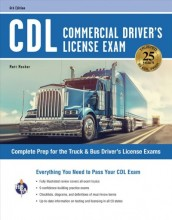 CDL commercial driver's license exam /        cover image
