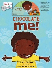 Chocolate Me! Book and CD Storytime Set [With CD (Audio)]  cover image