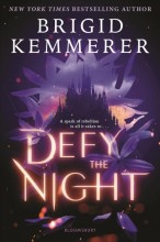 Defy the night /        cover image