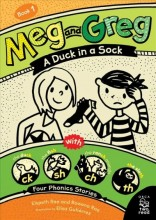 A duck in a sock :       with four phonics stories       cover image