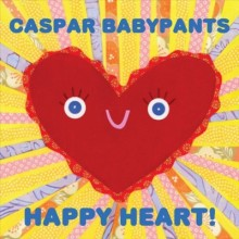 Happy Heart! (CD)        cover image