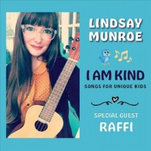 I Am Kind (Songs for Unique Kids) (CD)  cover image