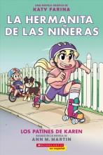 La hermanita de las ni�neras.                    2,                   Los patines de Karen /             cover image