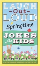 Laugh-out-loud springtime jokes for kids /  cover image