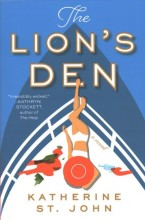 The lion's den /        cover image