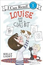 Louise and the Class Pet  cover image