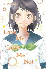 Love Me, Love Me Not, Vol. 6, Volume 6        cover image