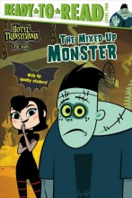 The Mixed-Up Monster  cover image