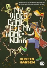 My video game ate my home-work /  cover image