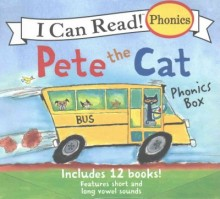Pete the cat   cover image