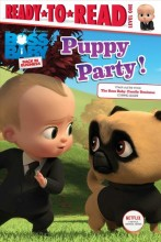 Puppy Party!        cover image