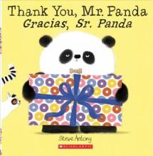 Thank You, Mr. Panda / Gracias, Sr. Panda (Bilingual)  cover image